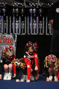 Ms Tammy's Mini Tots Cheer March 22, 2009 (12)