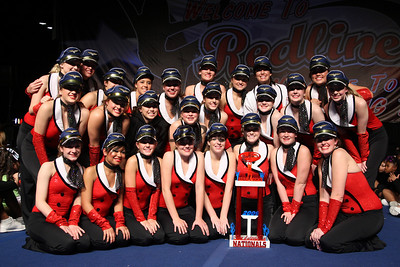 Redline Cheer and Dance National Champions Awards MArch 22, 2009 (5)