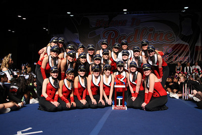 Redline Cheer and Dance National Champions Awards MArch 22, 2009 (3)
