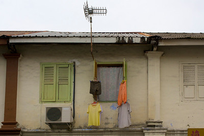 Shophouse with Antenna