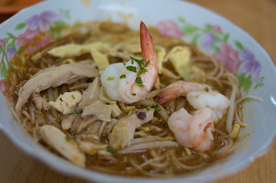 Sarawak Laksa at Choon Hooi's