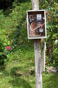 Rural Electricity Meter