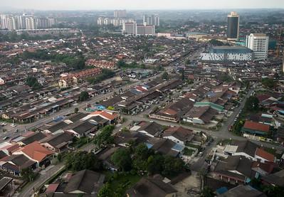 Johor Bahru Panorama
