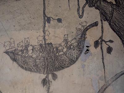 Street Art, JB