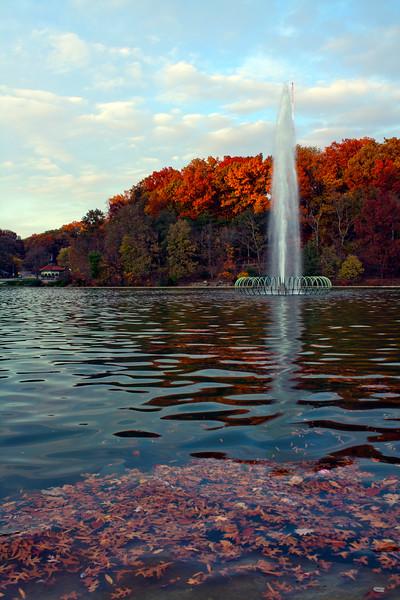 Bettman Fountain