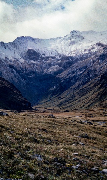 Wilkin Valley - Rabbit Pass - East Matukituki (Easter 1993)