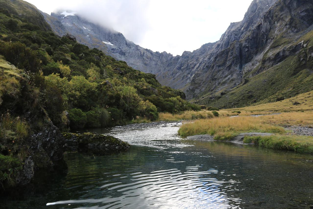 Wilkin  - Siberia - Crucible - Gillespie Pass - Young (Makarora Region)