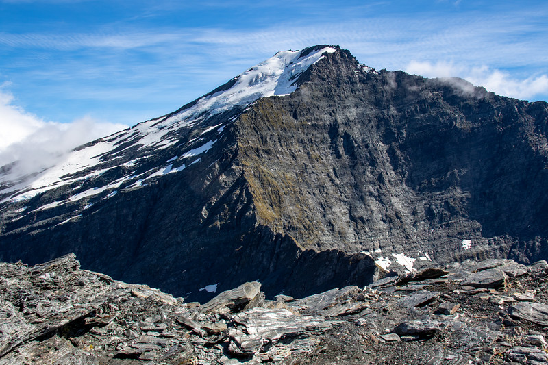 2017-03 (East Matukituki - Sisyphus Peak)