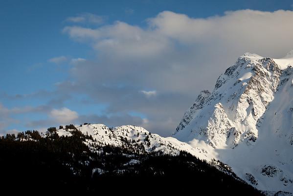 Banked slalom weekend, Feb. 2010