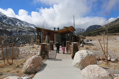 Mt Charleston Visitors Center