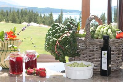 Garden to Plate produce