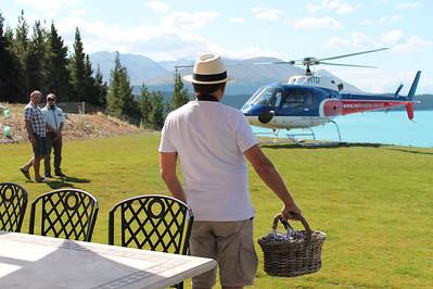 Take a heli flight to remote glacier lakes  - Mt Cook Lakeside Retreat