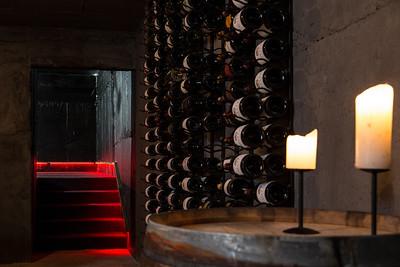 The Wine Cellar - Mt Cook Lakeside Retreat