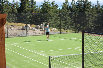 Tennis Courts - Mt Cook Lakeside Retreat