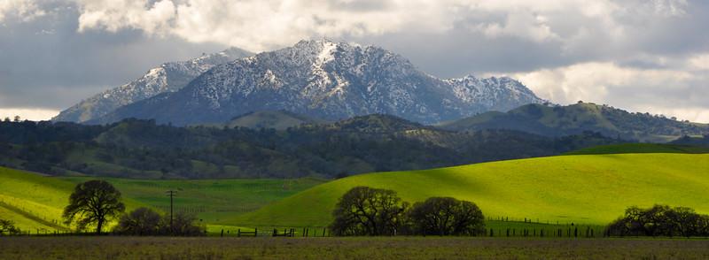 Mt. Diablo - Northern California