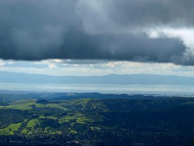SF Bay From Mt Diablo