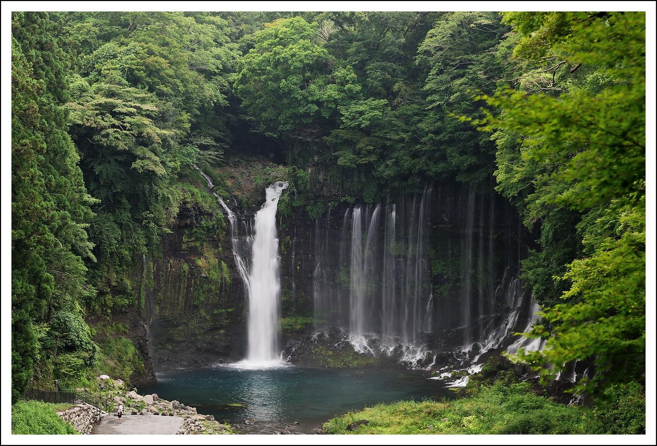 Shiraito Waterfall