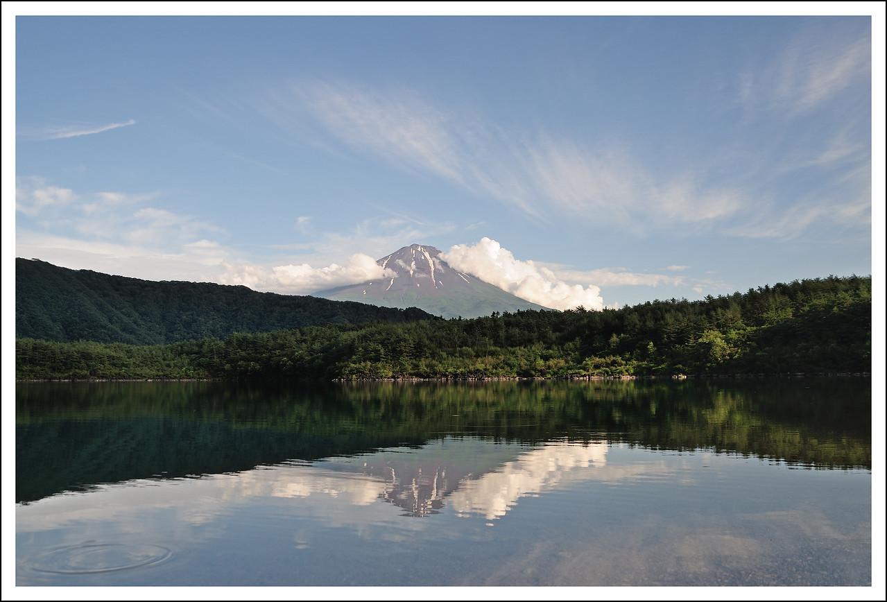 Taken from Lake Sai.