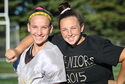 Mt. Hebron vs Fallston- Varsity Senior Day