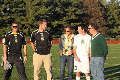 Mt. Hebron Soccer 2010