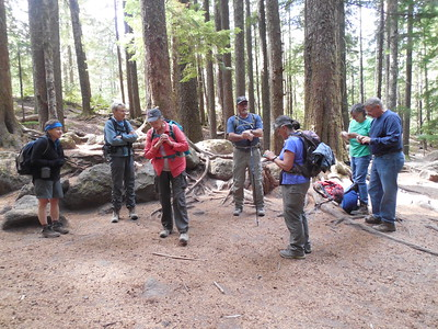 Wilderness Volunteers: 2017 Mt. Hood Wilderness, Mt. Hood National Forest (Oregon) Service Trip