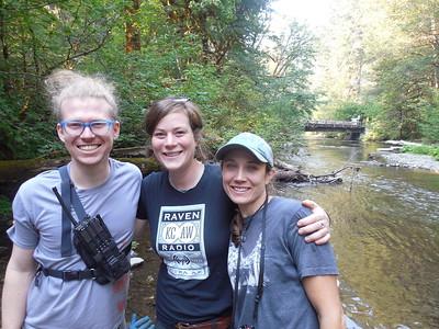 Wilderness Volunteers: 2017 Mt. Hood Wilderness, Mt. Hood National Forest (Oregon) Service Trip