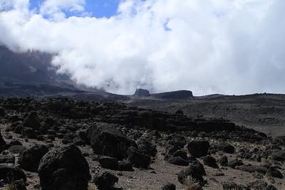 Towards Lava Tower