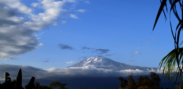 Mt Kilimanjaro (5,895 m)