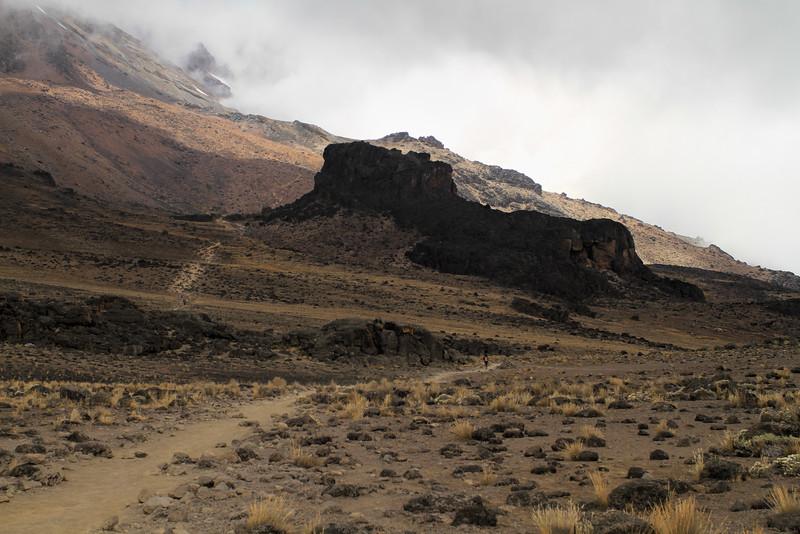 Lava Tower (4,600 m)