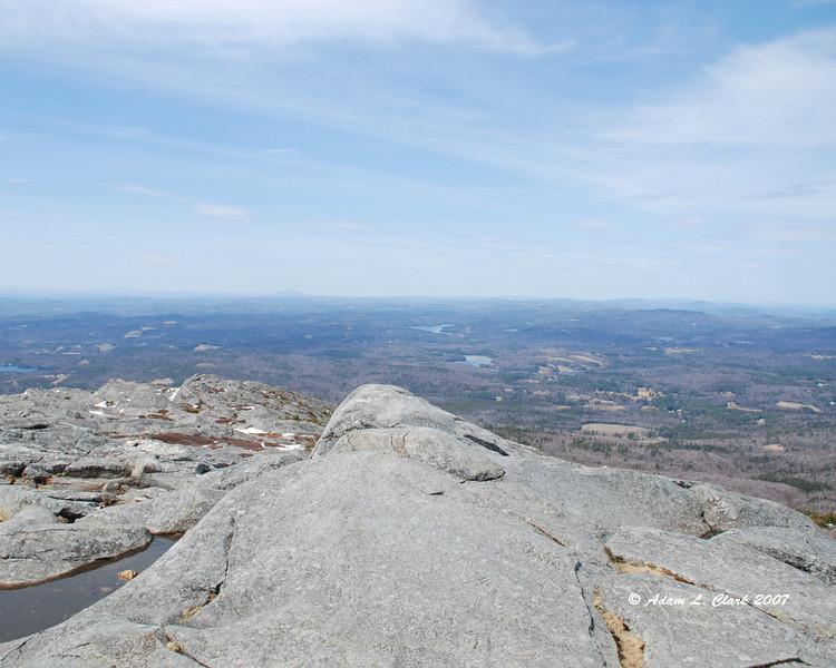 Mountain Top View #1 - 4/22/07