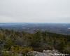 View to the Northwest getting near treeline