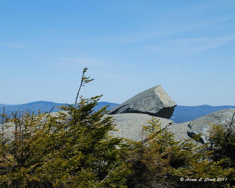 Kiasticuticus Peak rock