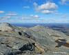 View Northwest over the summit