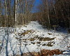 Start of the White Arrow Trail