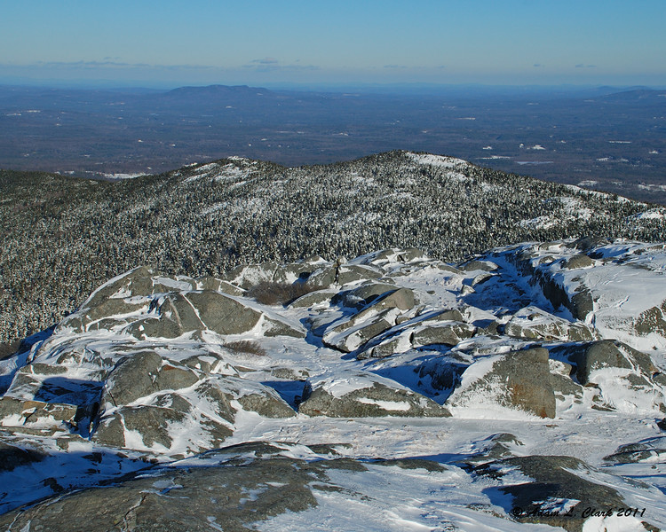 Pumpelly Ridge