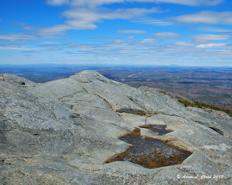 Part of the summit