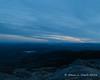 Looking northeast before sunrise