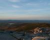 Looking northeast over Pumpelly Ridge