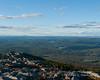 View northwest