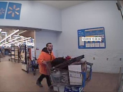 Mt. Pleasant Walmart theft suspects