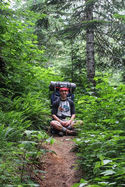 HWW David Cataract Creek Trail - Mt. Rainier backpack