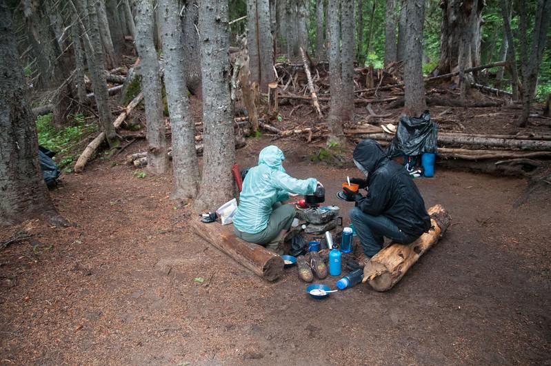134 - MDW Mystic Lake Camp - Mt. Rainier backpack - 73