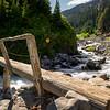Fryingpan Creek crossing