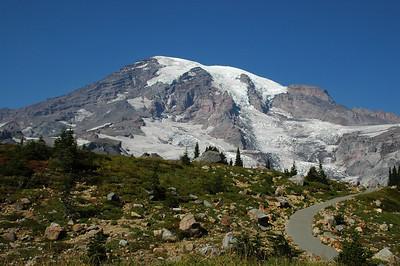 Glacier Vista Trail, near treeline