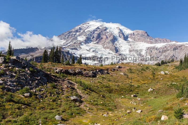 Mt Rainier Paradise Autumn 239