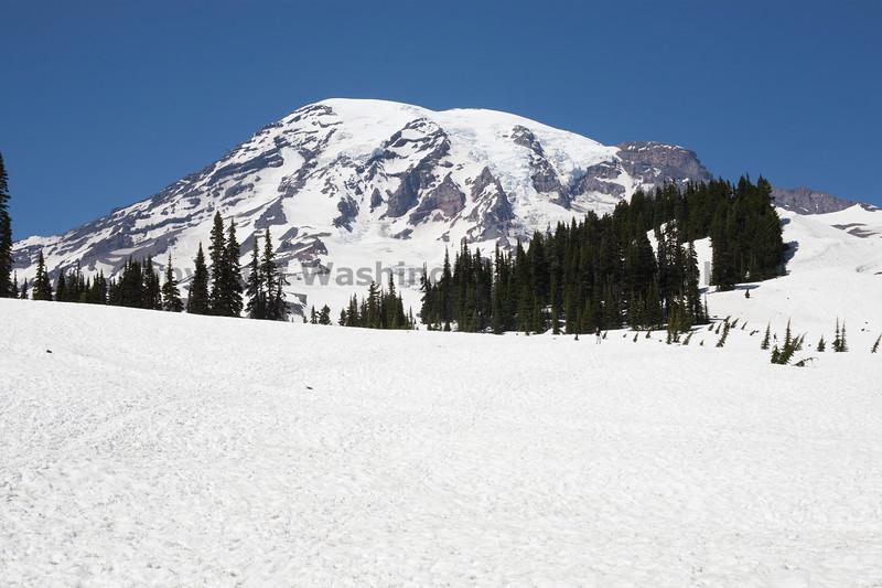 Mt Rainier Paradise Winter 149