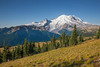 Mt Rainier Sunrise Autumn 118