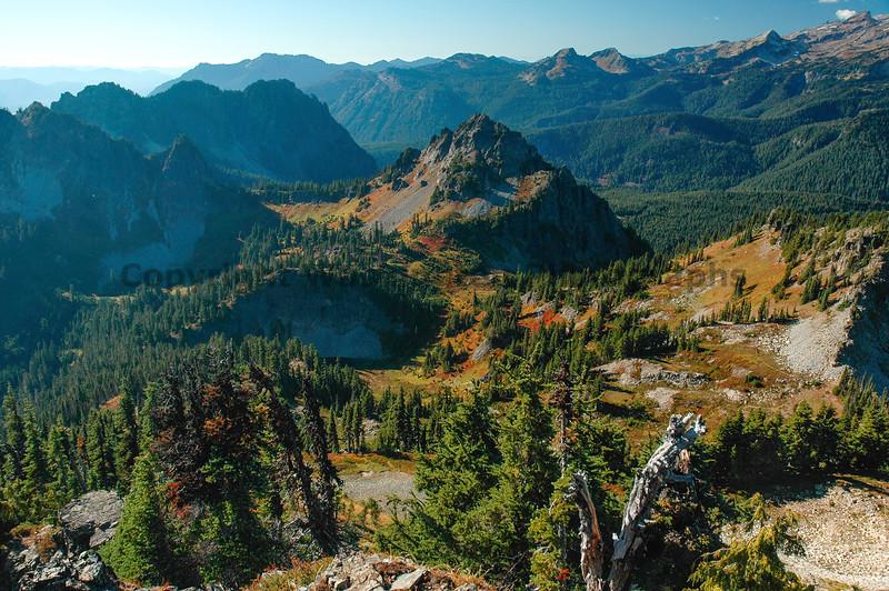 Mt Rainier Pinnacle Peak Trail 29