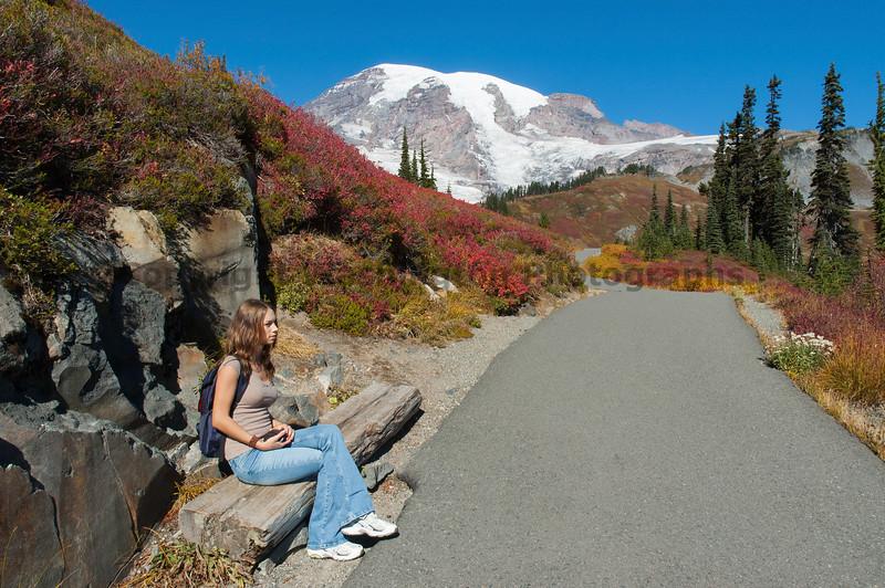 Mt Rainier Paradise 201