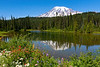 Mt Rainier Reflection Lakes 103